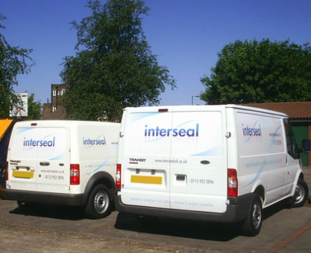 Interseal UK Van